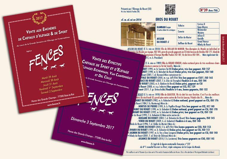 Catalogues des Ventes Elite et de Service