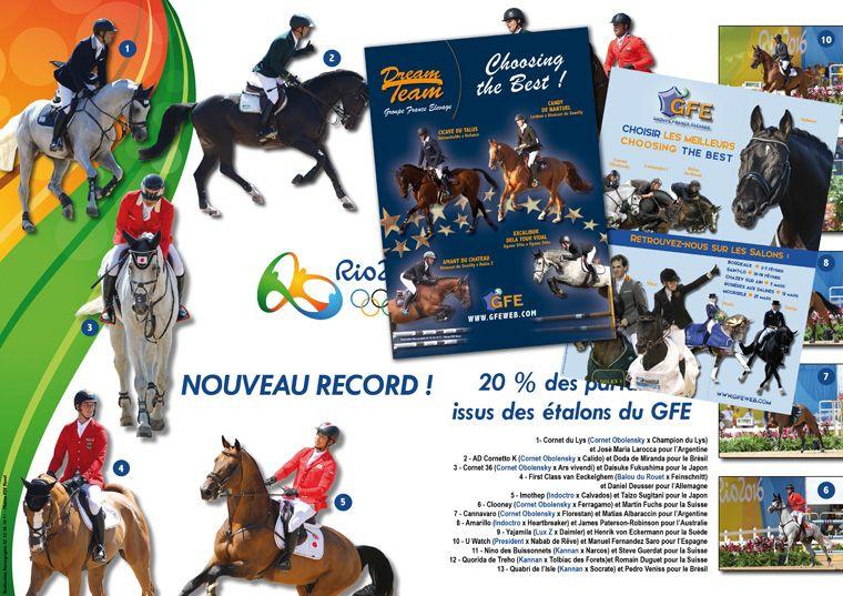 Publicités magazines Groupe France Elevage
