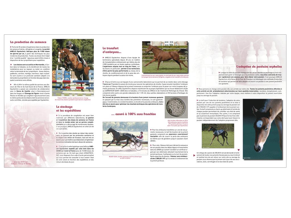 Interieur brochure Equitechnic